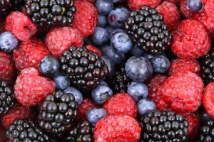 kinds of berries